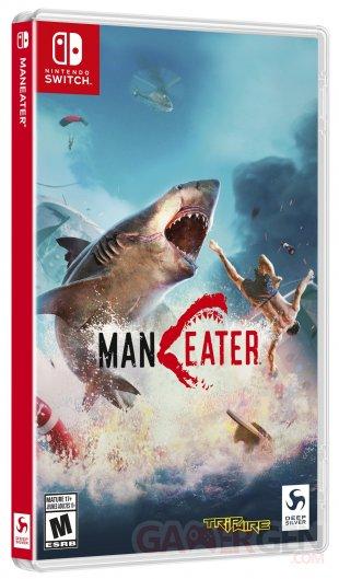 Maneater Nintendo Switch Date sortie Boîte