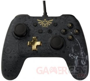 Manette filaire Nintendo Switch Plus Zelda