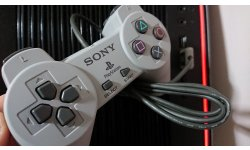 Manette PlayStation Classic PS PC ordinateur  console machine images (3)