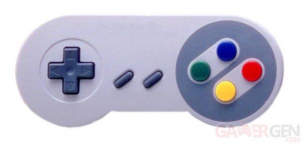 Manette Super Nintendo Classic image