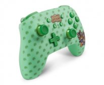 Manette Switch PowerA Animal Crossing 6