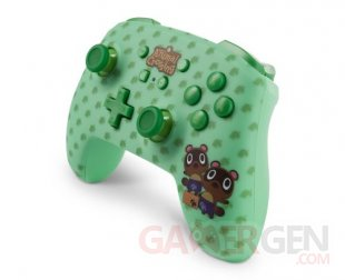 Manette Switch PowerA Animal Crossing 7