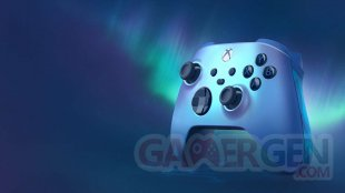 Manette Xbox aqua shift special edition