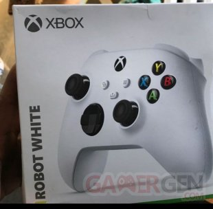 Manette Xbox Series fuite 04 10 08 2020