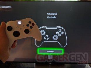 Manette Xbox Series fuite 11 10 08 2020