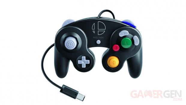 manettes GameCube Nintendo Switch Super Smash Bros Ultimate