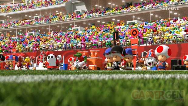 Mario Football image screenshot 4