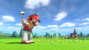 Mario Golf Super Rush Test (Vignette)