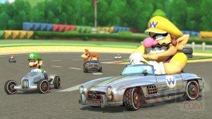 Mario Kart 8 06 08 2014 DLC Mercedez screenshot 4