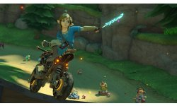 Mario Kart 8 Deluxe Breath of the Wild screenshot 1