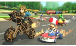 Mario Kart 8 Deluxe Breath of the Wild screenshot 3