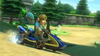Mario Kart 8 Deluxe Breath of the Wild screenshot 4