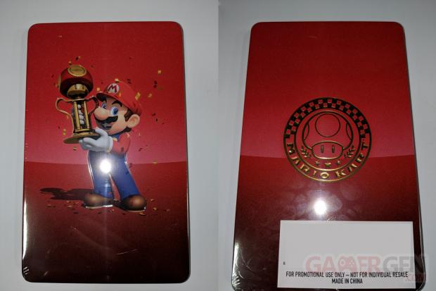 Mario Kart 8 Deluxe Steelbook Go Nintendo
