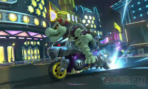 Mario Kart 8 DLC head