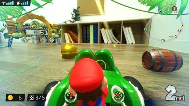 Mario Kart Live Home Circuit 1 1 0 02 07 2021 screenshot 1