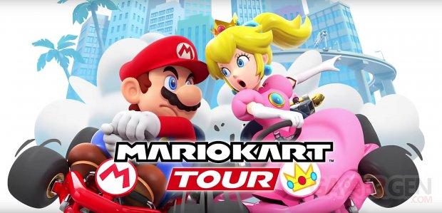 Mario kart Tour image multijoueur
