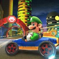 Mario Kart Tour images Halloween Luigi (2)