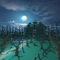 Mario Kart Tour images Halloween Luigi (6)