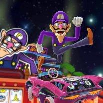Mario Kart Tour images Halloween Luigi (7)
