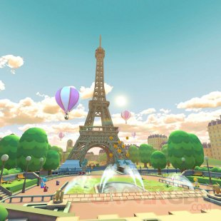 Mario Kart Tour images paris peach marakass (3)