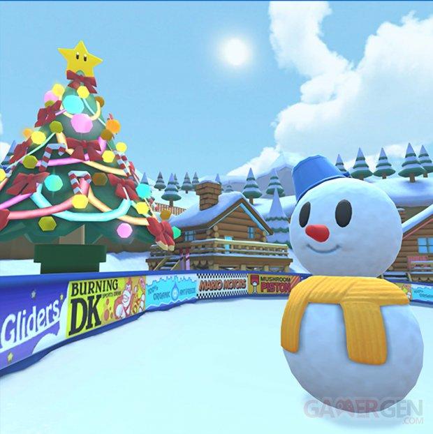 Mario Kart Tour images Saison hivernale (2)