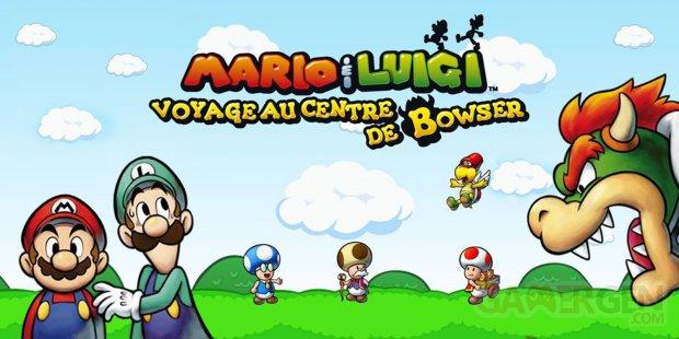Mario & Luigi Voyage Centre Bowser
