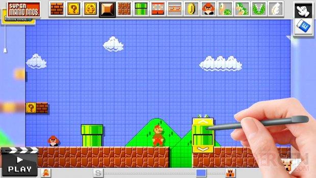Mario Maker E3 2014