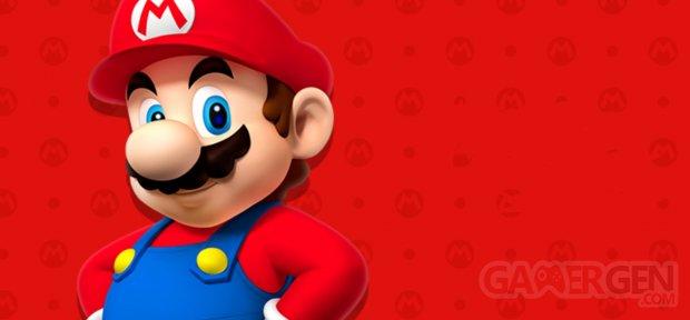 Mario Nintendo JP Officiel