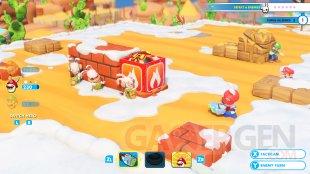 Mario Plus Lapins Crétins Rabbids Kingdom Battle 12 06 2017 pic (7)