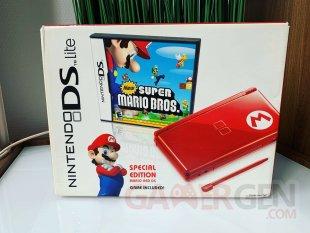 Mario RED DS