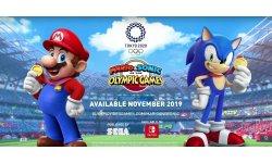 E3 2019 Mario Sonic Aux Jeux Olympiques De Tokyo 2020 S