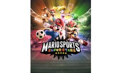 Mario Sports Superstar art