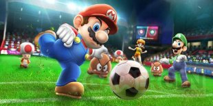 Mario Sports Superstar screenshot 1