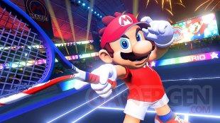 Mario Tennis Aces images
