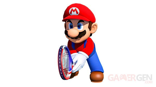 Mario Tennis Aces Online Tournament Demo Overalls Mario 15 05 2018