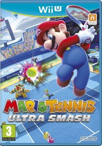 Mario Tennis ultra smash jaquette