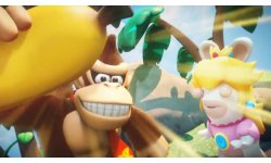Mario The Lapins Crétins Kingdom Battle Donkey Kong