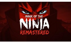 Mark of the Ninja Remastered logo