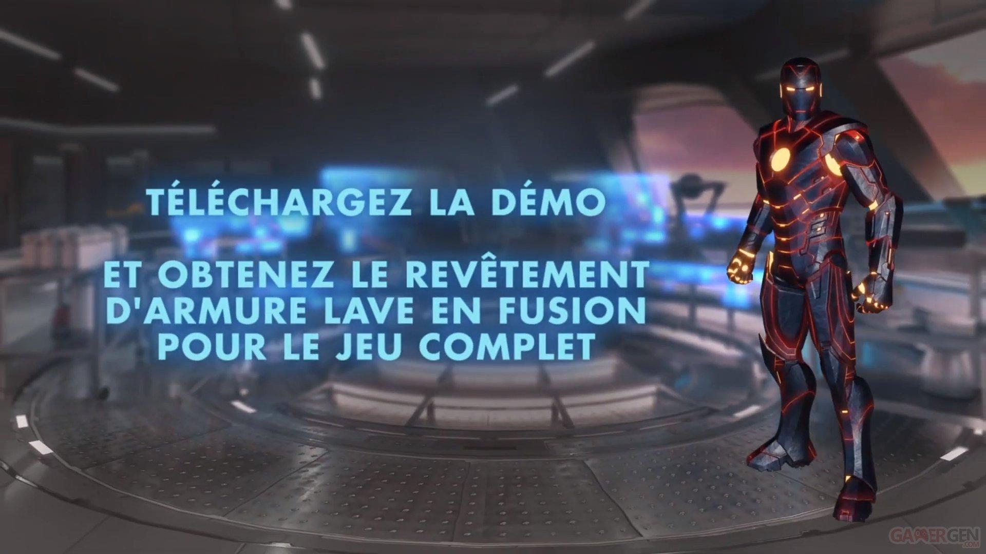 Une démo jouable de Marvel's Iron Man VR est disponible