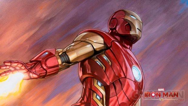 Marvel Iron Man VR vignette 19 07 2019