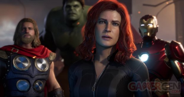 Marvel's Avengers A Day Official Trailer E3 2019
