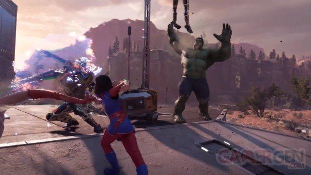 Marvel's Avengers head 3