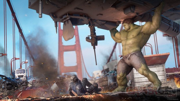 Marvel's Avengers images previews impressions (2)