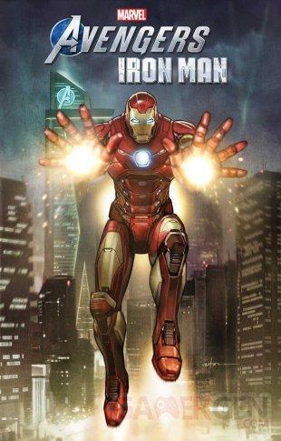 Marvel's Avengers Iron Man comics 13 09 2019
