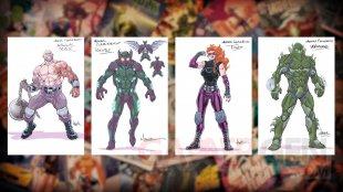 Marvel's Avengers Iron Man comics ennemis 13 09 2019