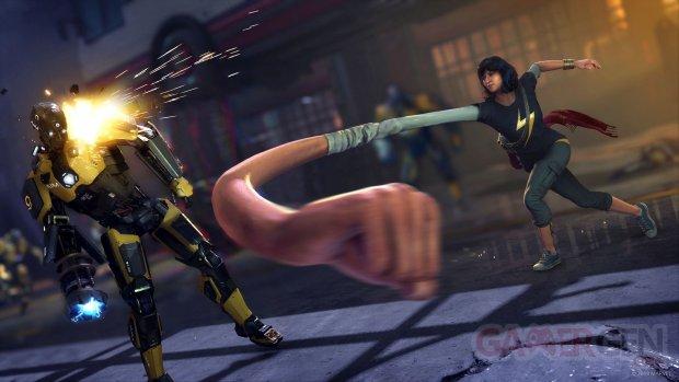Marvel's Avengers Kamala Khan screenshot 2