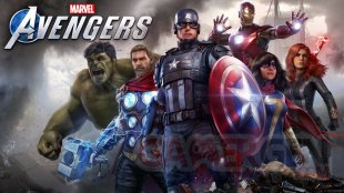 Marvel's Avengers key art 1