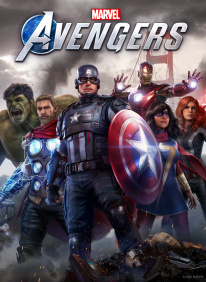 Marvel's Avengers key art 2