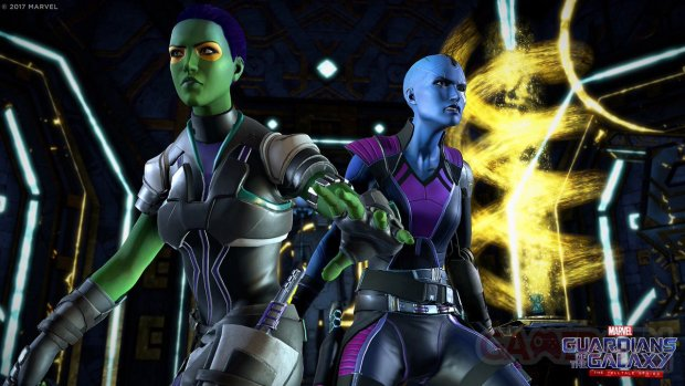 Marvel's Guardian of the Galaxy The Telltale Series episode 3 screenshot