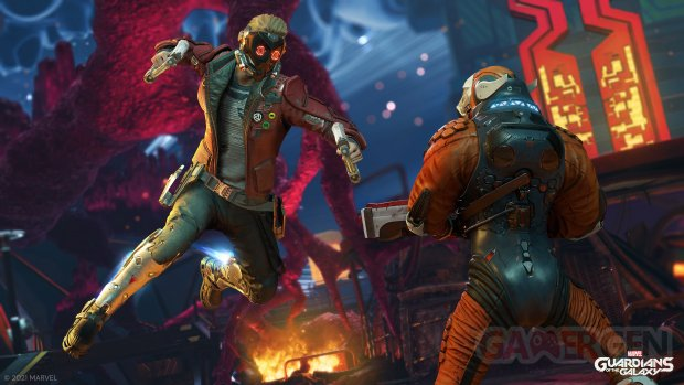 Marvel's Guardians of the Galaxy Annonce Eidos Square Enix E3 2021 (25)